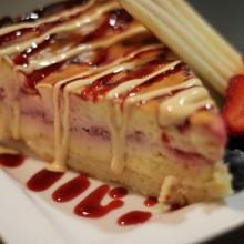 Impala Hotel Desserts