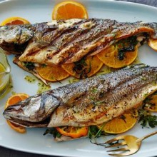 Impala Hotel Grilled Fish